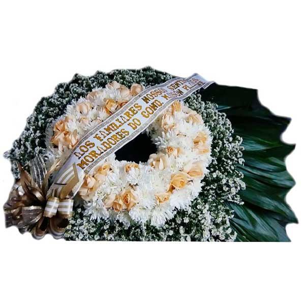 Coroa Fúnebre Grande